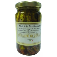 Filetti di Alici alla mediterranea